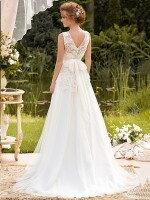Пошив свадебного платья ампир Sacura Dress