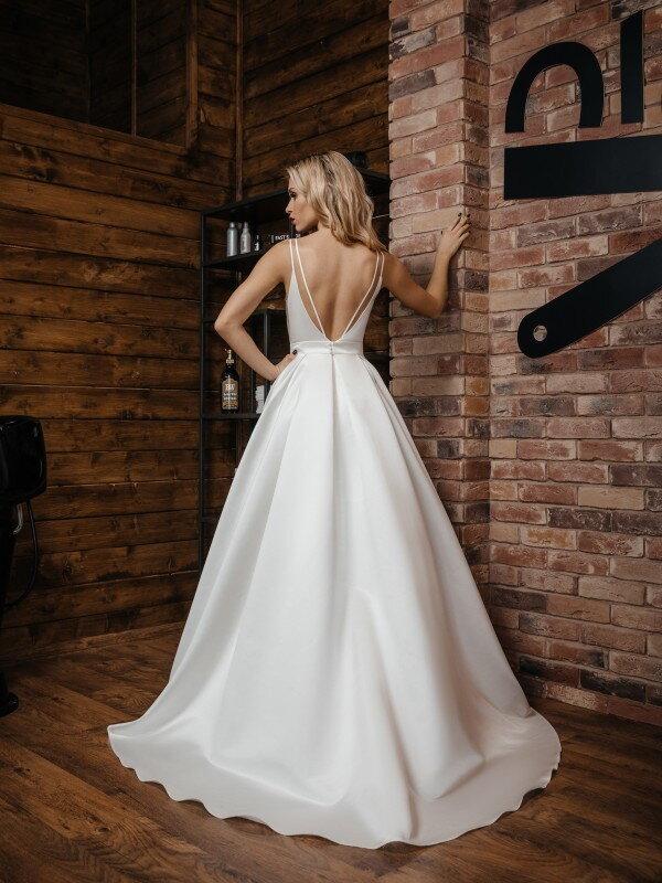 Свадебное платье с корсетом Iona 11272