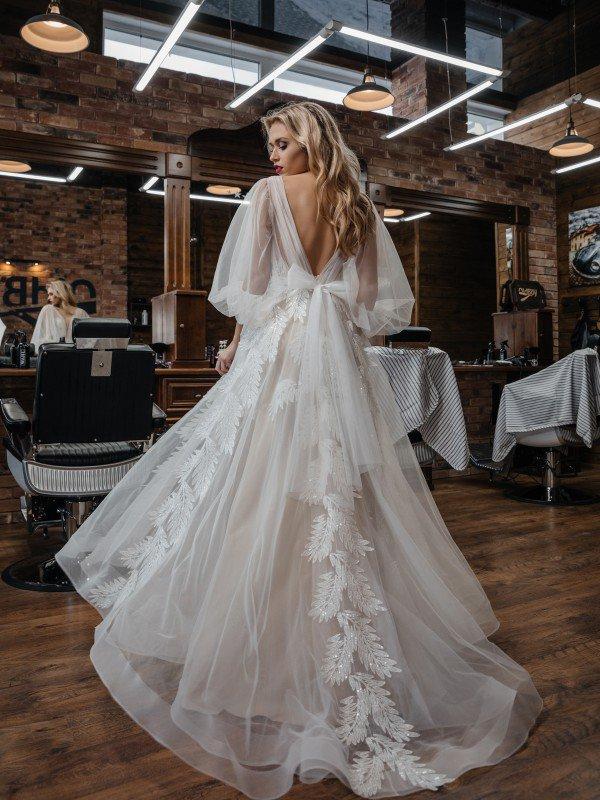 Свадебное платье большого размера Paola 411