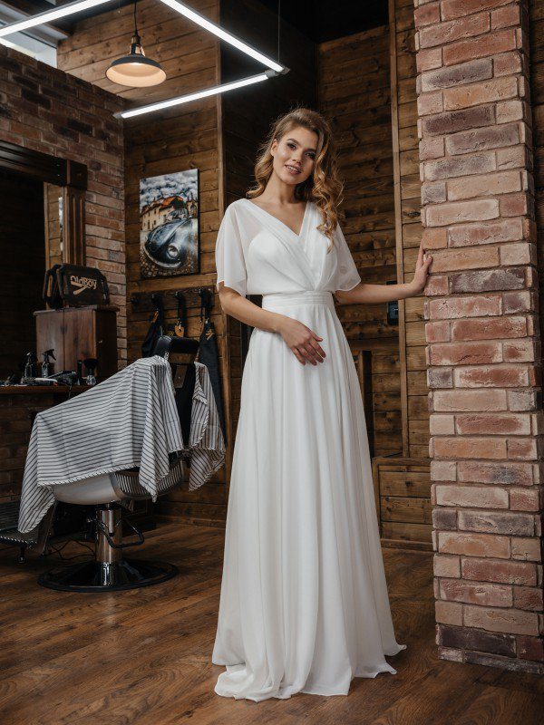 Свадебное платье ретро Elen 419