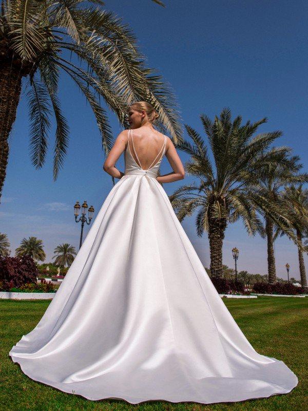 Открытое свадебное платье Teo 1127