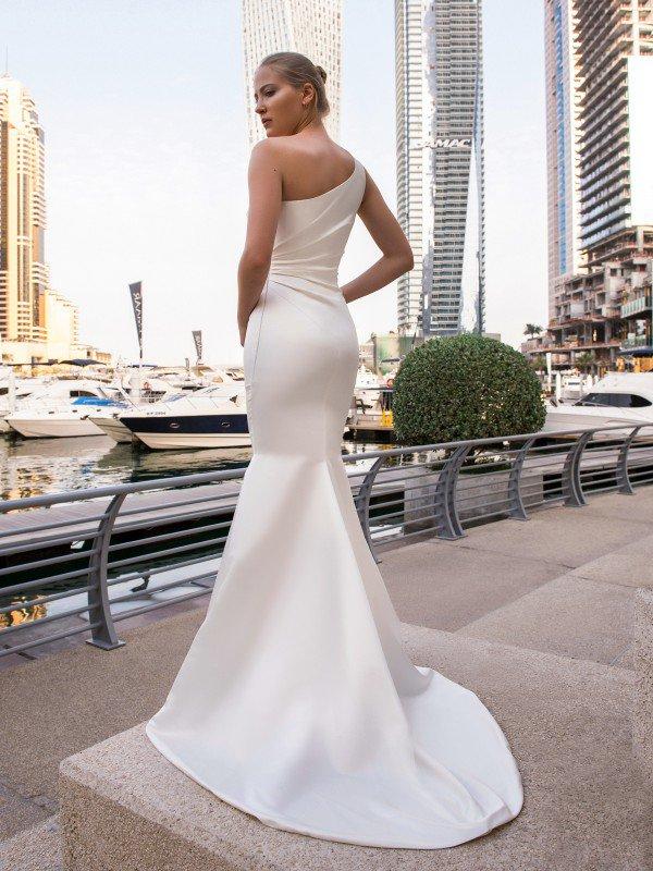 Свадебное платье годе Dagni 508