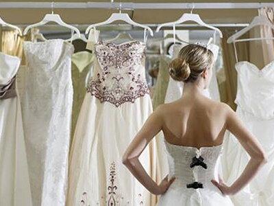 Какие бывают силуэты свадебных платьев