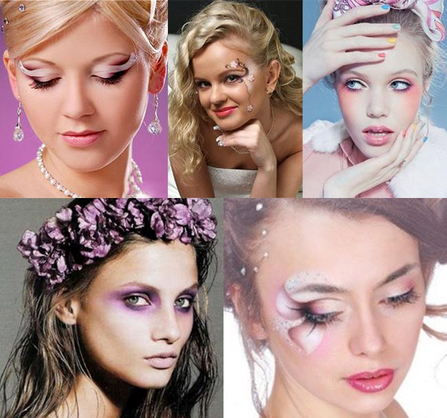 Уличный макияж своими руками