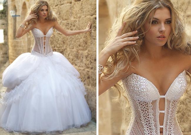 Красивые платья для невесты